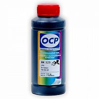 Чернила OCP BK 123 для Canon CLI-521/CLI-426 Grey (100мл) Pixma MP980/MP990, MG6140/MG6240/MG8140/MG8240