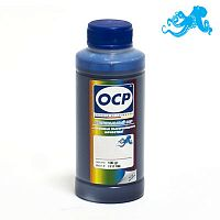 Чернила OCP C 120 для HP №11/12/13/82 Cyan (100мл) HP DesignJet 10ps/20ps/50ps/70/100/110/120nr/500ps/510/800ps/815mfp, Business Inkjet 1000/1100/1200/2200/2230/2250/2280tn/2300/2600dn/2800, K850