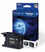 Картридж Brother LC1280XL Bk (черный) MFC-J5910DW/MFC-J6510DW/MFC-J6710DW/MFC-J6910DW (54,7мл., 2400 стр.)