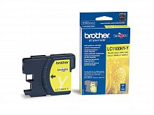 Картридж Brother LC1100HYY (желтый) для DCP-185C/DCP-385C/DCP-6690CW, MFC-490C/MFC-6890CN (900 стр.)