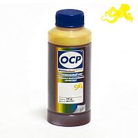 Чернила OCP Y 120 для HP №11/12/13/82 Yellow (100мл) HP DesignJet 10ps/20ps/50ps/70/100/110/120nr/500ps/510/800ps/815mfp, Business Inkjet 1000/1100/1200/2200/2230/2250/2280tn/2300/2600dn/2800, K850