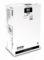 Контейнер с чернилами Epson T869140 Black XXL (черный) WorkForce Pro WF-R8590DTWF (75000 стр.) (пигмент)